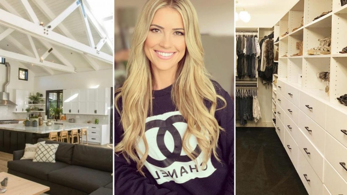 Christina Anstead's $5.4m former marital home is unreal