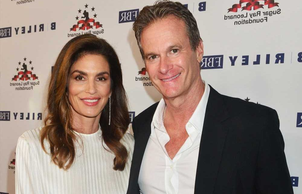 Cindy Crawford posts tribute to Rande Gerber on 23rd wedding anniversary