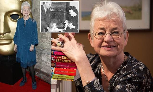 Dame Jacqueline Wilson opens up about 'weird' childhood