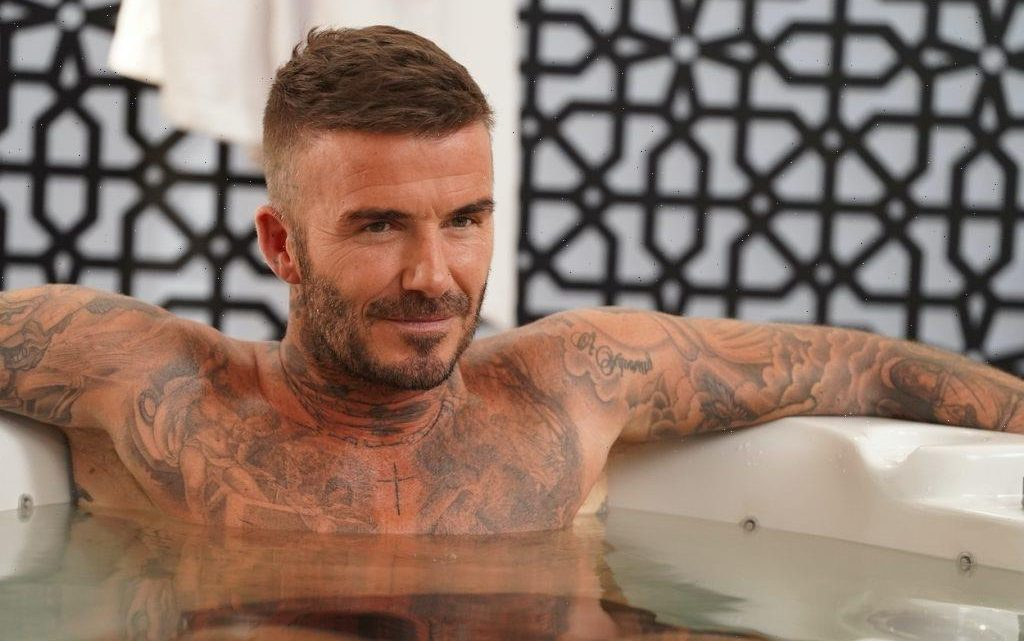 David Beckham's Finally Pulled the Trigger on a $5.3 Million Yacht