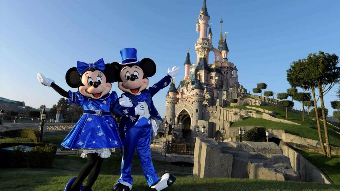 Disneyland Paris to reopen on June 17 – and all guests aged 6 and over must wear masks