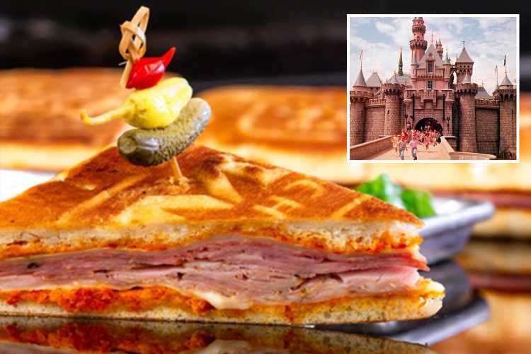 Disneyland is launching one of the world's most expensive sandwiches at $100 a pop