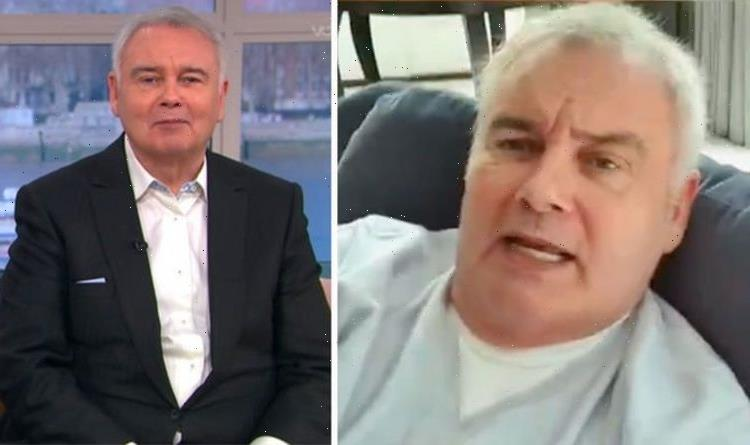 Eamonn Holmes in 2am post to chronic pain sufferers telling them 'I am doing my best'