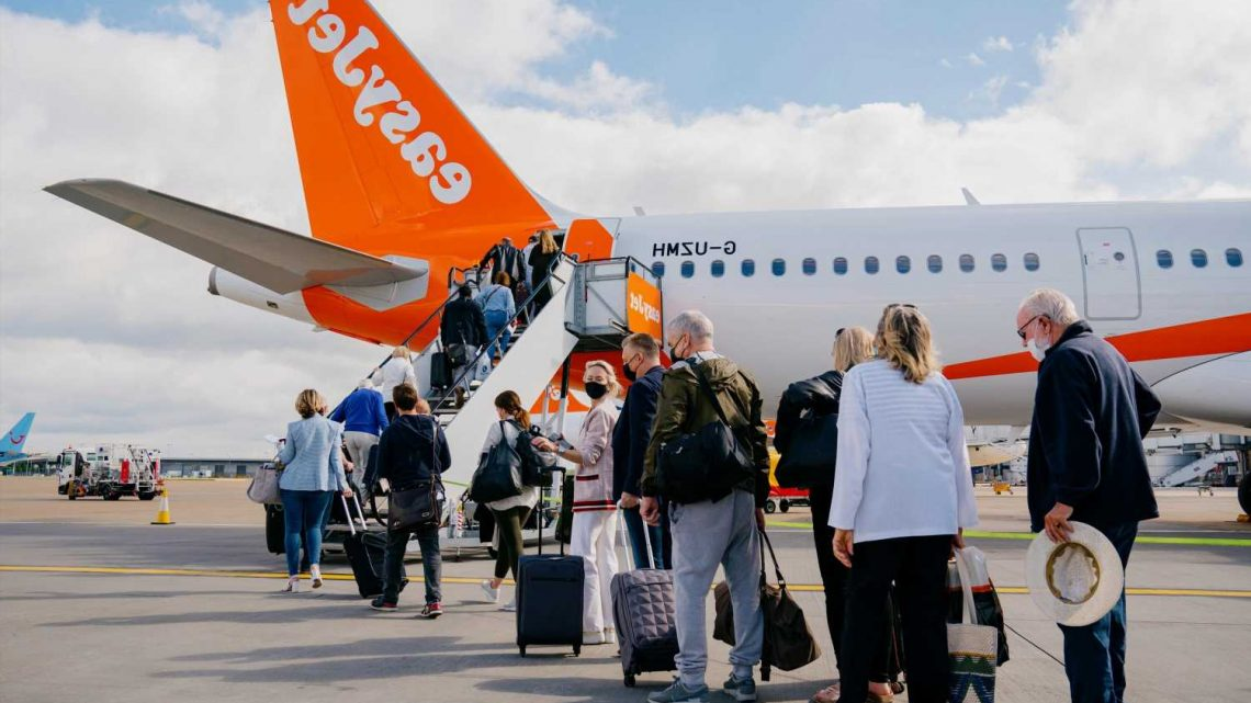 EasyJet boss tells Brits it's 'absolutely legal' to go on hols to amber list countries – blasting government advice
