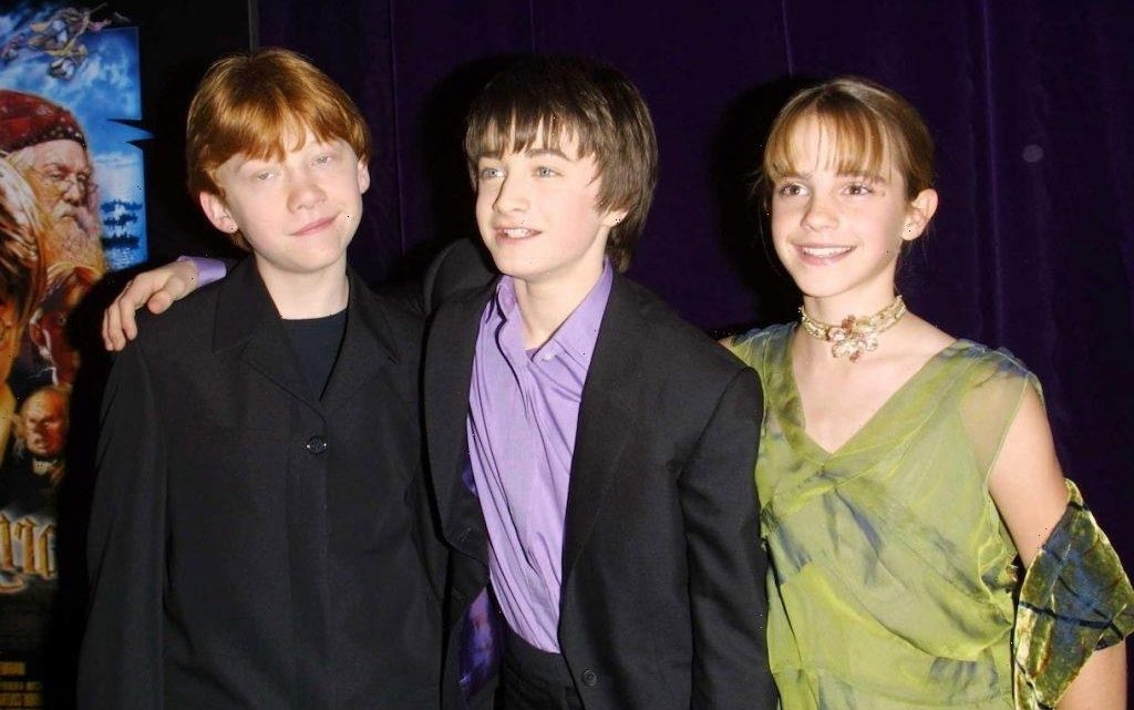 Emma Watson Was Fearless When She Auditioned for 'Harry Potter'