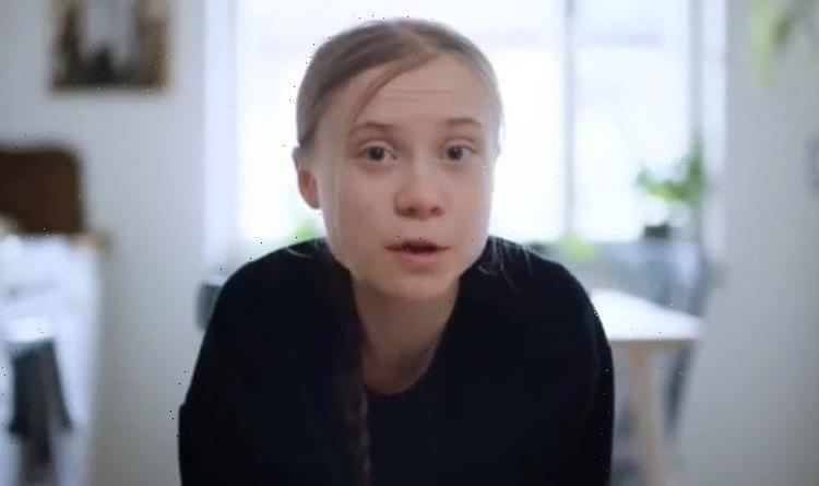 Greta Thunberg issues expletive-laden warning: 'If we don't change, we're f****d!'