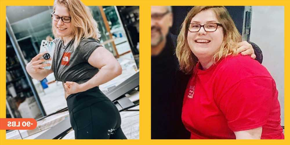 'I Used Calorie Counting And Powerlifting To Lose 90 Pounds In Just Over A Year'