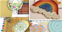 Indoor entertaining is back – 11 playful placemats for decorative dining
