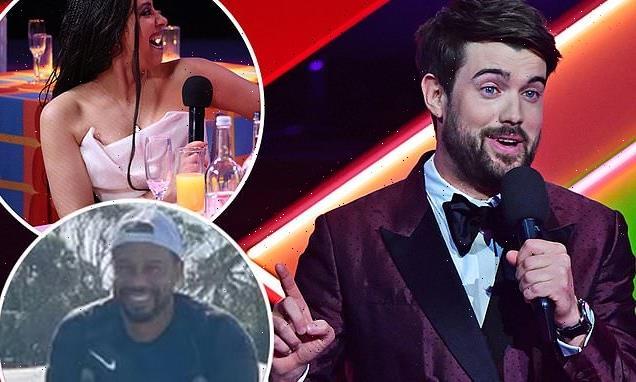 Jack Whitehall mocks Little Mix at the BRIT Awards