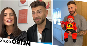 Jake Quickenden shares joy at being dad to 'incredible' son after vile trolling
