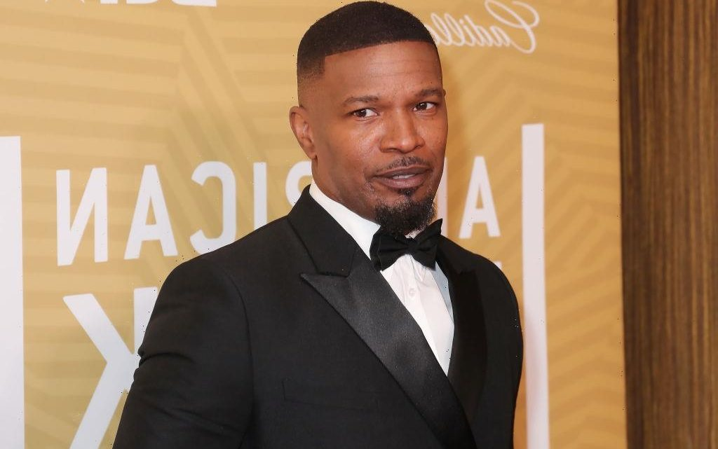 Jamie Foxx Once Saved a Man From a Burning Car