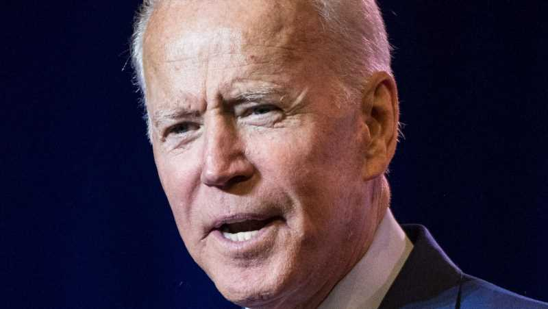 Joe Biden's Snack Choices In The White House Have People Talking