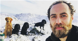 Kate Middleton's brother James says he 'disappeared' to live alone in remote cottage after being diagnosed with clinical depression
