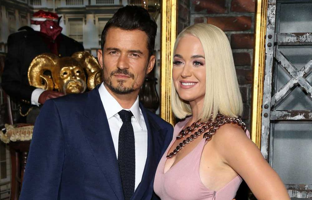 Katy Perry and Orlando Bloom's daughter is crawling, has first tooth