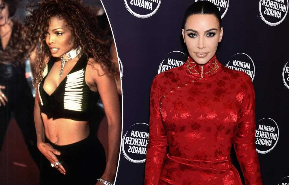 Kim Kardashian buys Janet Jackson's 'If' music video outfit for $25K