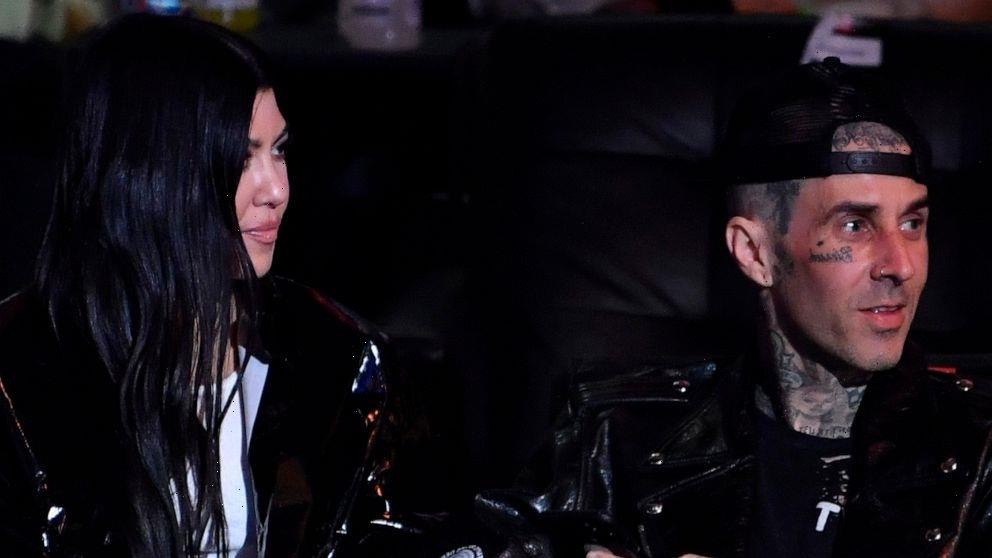 Kourtney Kardashian and Travis Barker's most stylish moments together