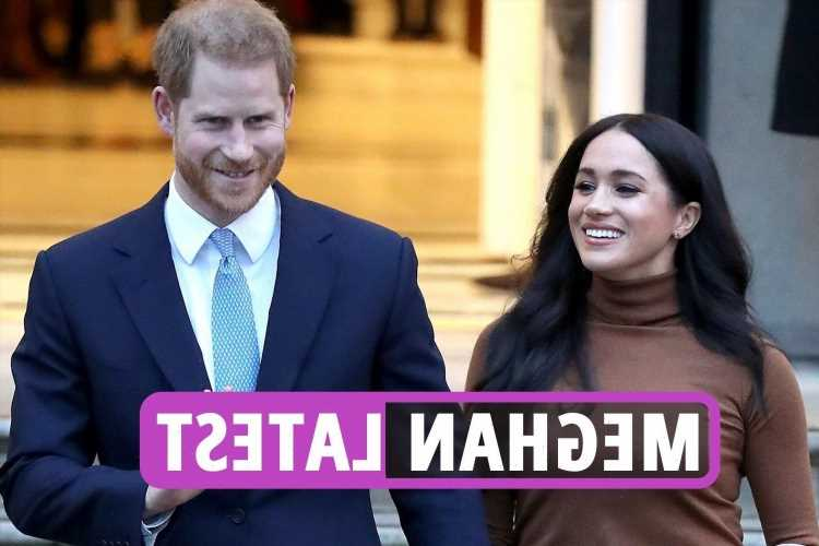 Meghan Markle latest news – Duchess is a HOMEWRECKER and Harry a whinging brat, comedians say as couple brutally mocked