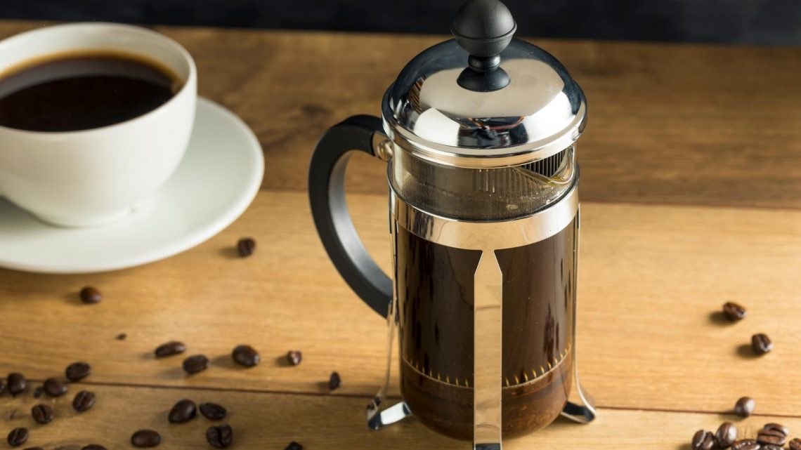 Mistakes You're Making When Using A French Press