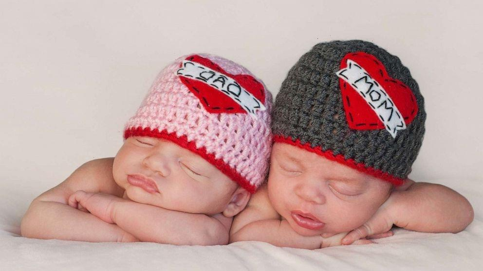 Most popular baby names in US revealed as birth and fertility rates decline