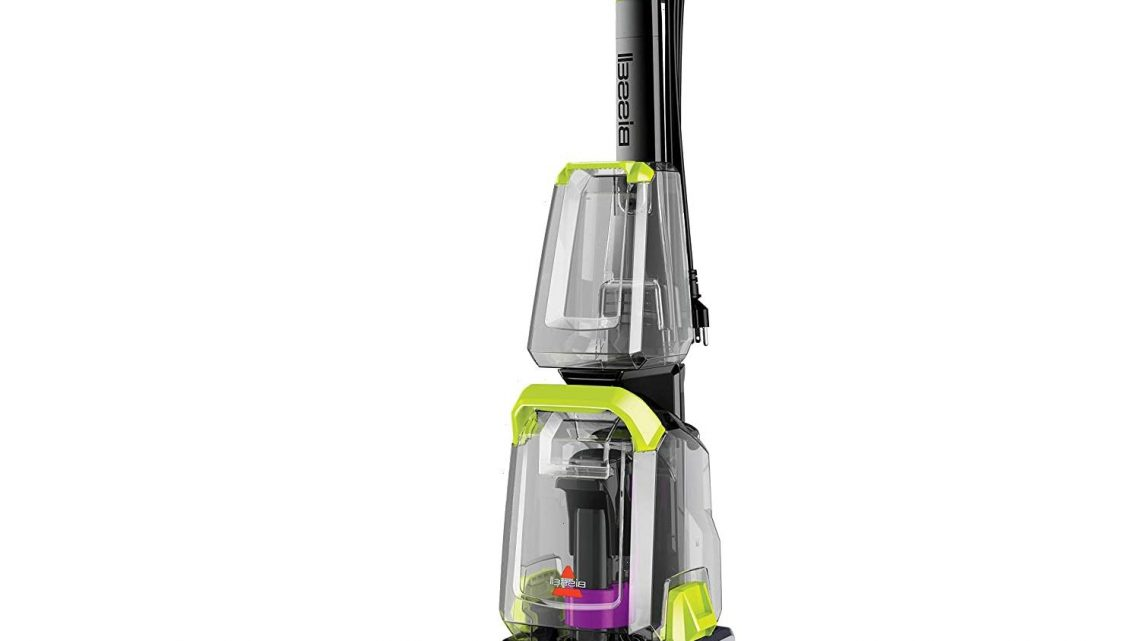 Pet Messes and Years-Old Stains Are No Match for This 'Magic' Bissell Carpet Cleaner, and It's on Sale