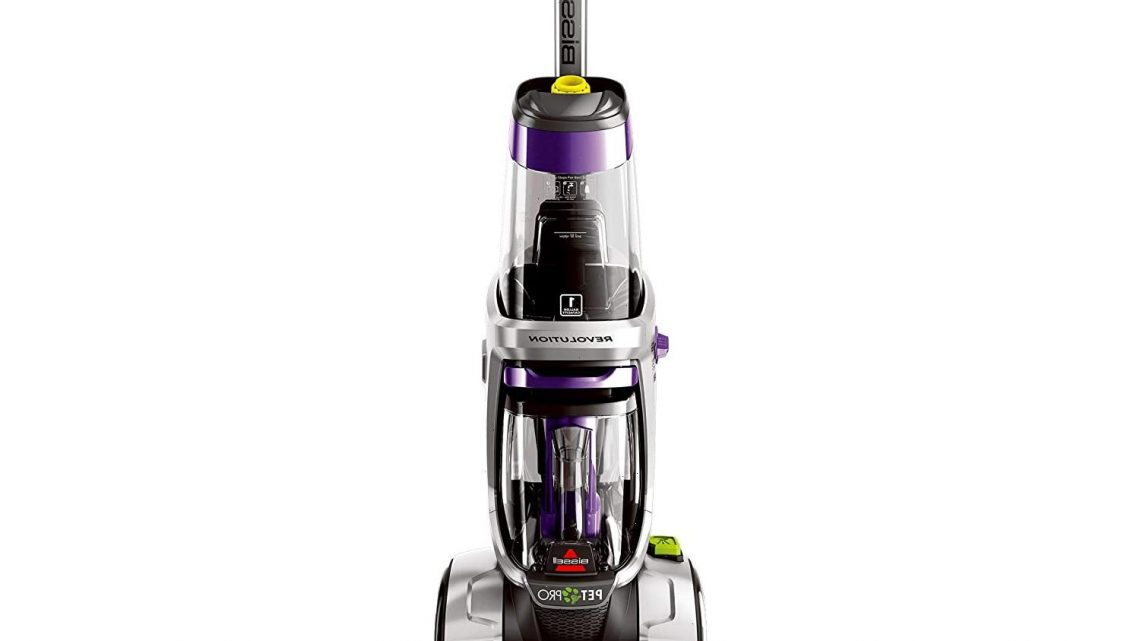 Pet Owners, Parents, and Cleaning Snobs Say This Carpet Cleaner Is a Must-Have — and It's $50 Off