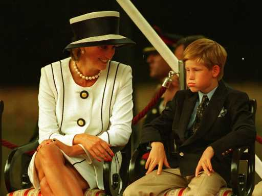 Prince Harry Suggests Princess Diana's Death Had to Do With Her Interracial Relationship