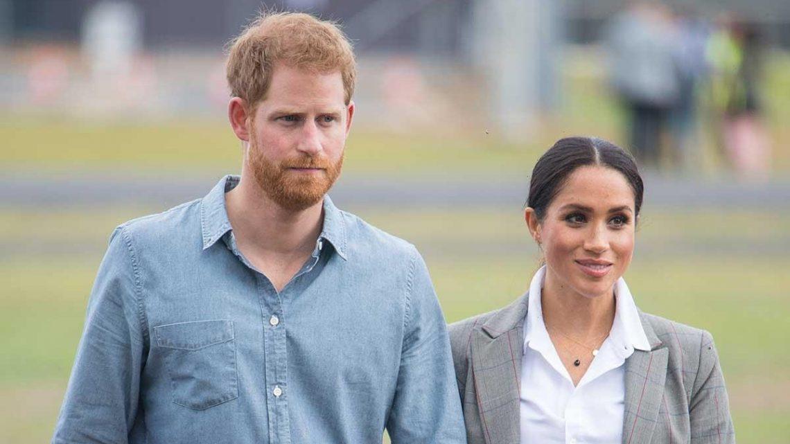 Prince Harry reveals Meghan Markle's 'heartbreaking' night before Oprah interview