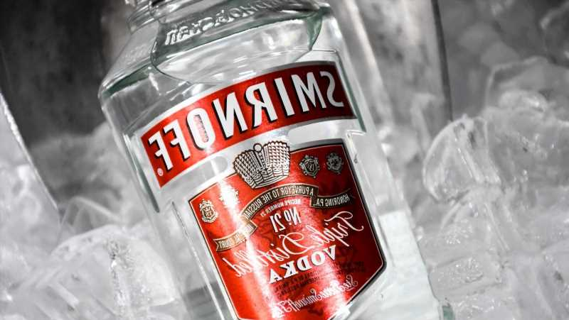 Ranking The Big Vodka Brands, From Worst To Best