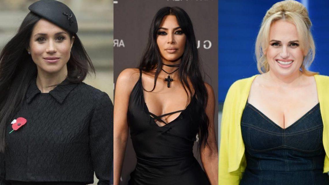 Rebel Wilson uses the same foundation as Meghan Markle and Kim Kardashian