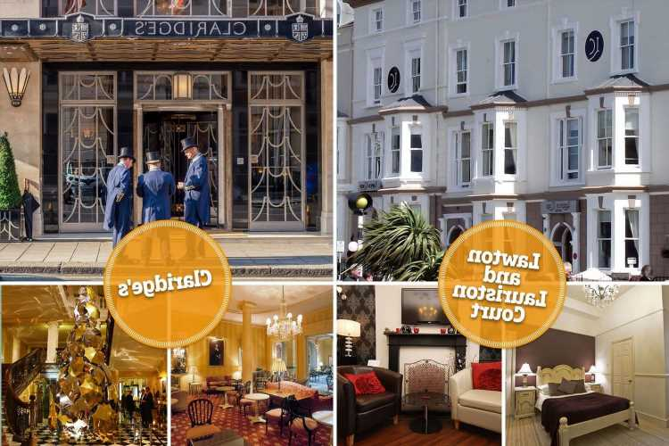 Seaside B&B beats posh Claridge's in list of top hotels & says its secret is to always find a parking spot for guests