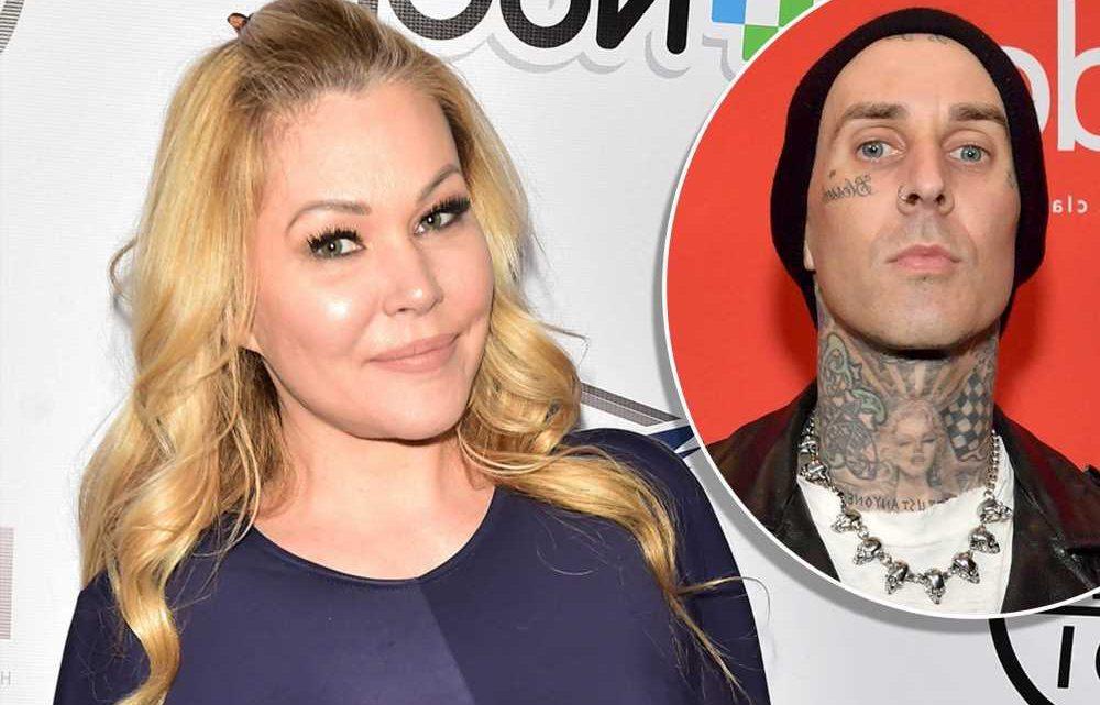 Shanna Moakler slams 'haters' after removing tattoo of ex Travis Barker