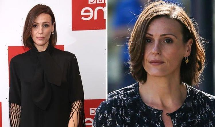 Suranne Jones shares grief as she reveals father died of Covid 'Coming to terms with it'