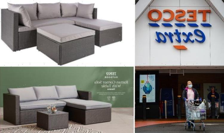Tesco launches rattan furniture range that's much cheaper than Aldi's – what to know