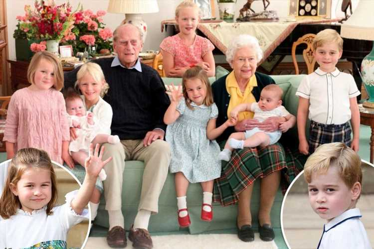 The Queen's touching bond with her great-grandchildren revealed – from sweet nicknames to surprising them with gifts