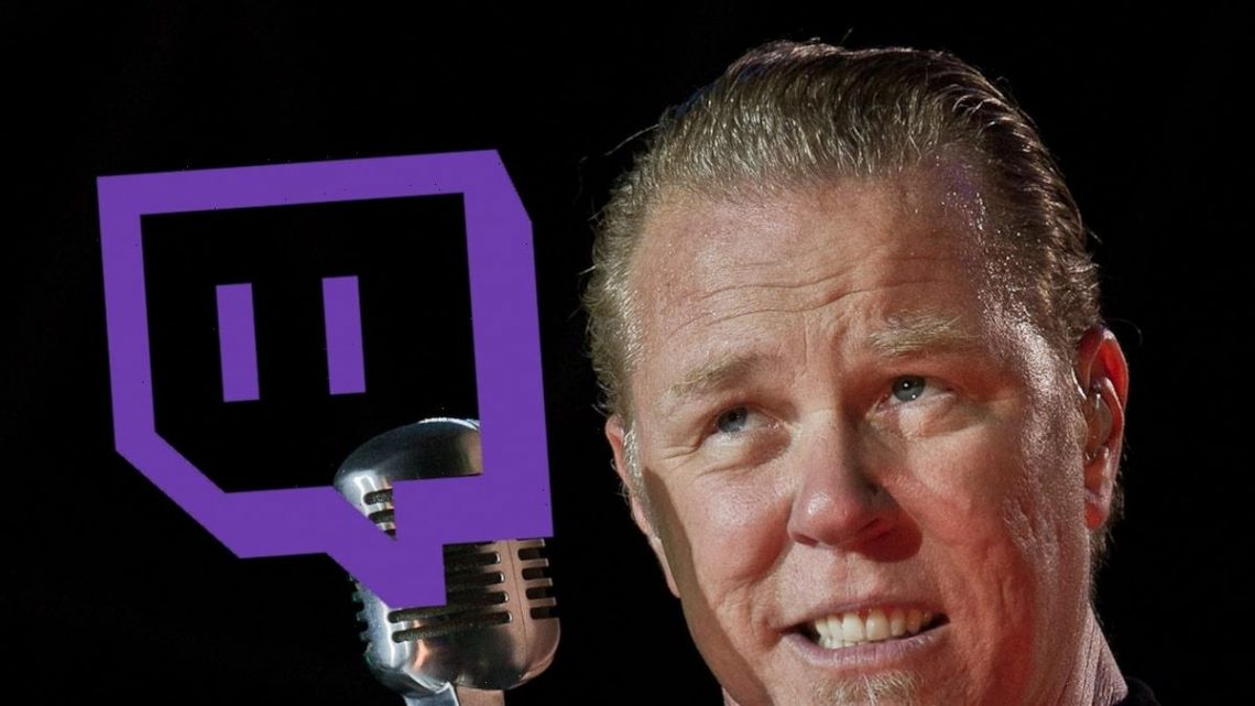 Twitch Dubs Over Metallica's BlizzCon Set Due to Copyright Concerns