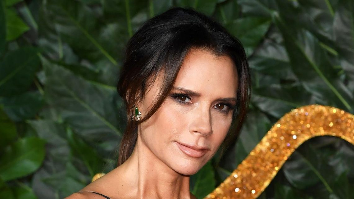 Victoria Beckham Swears by This $36 Product for a Sunkissed Glow