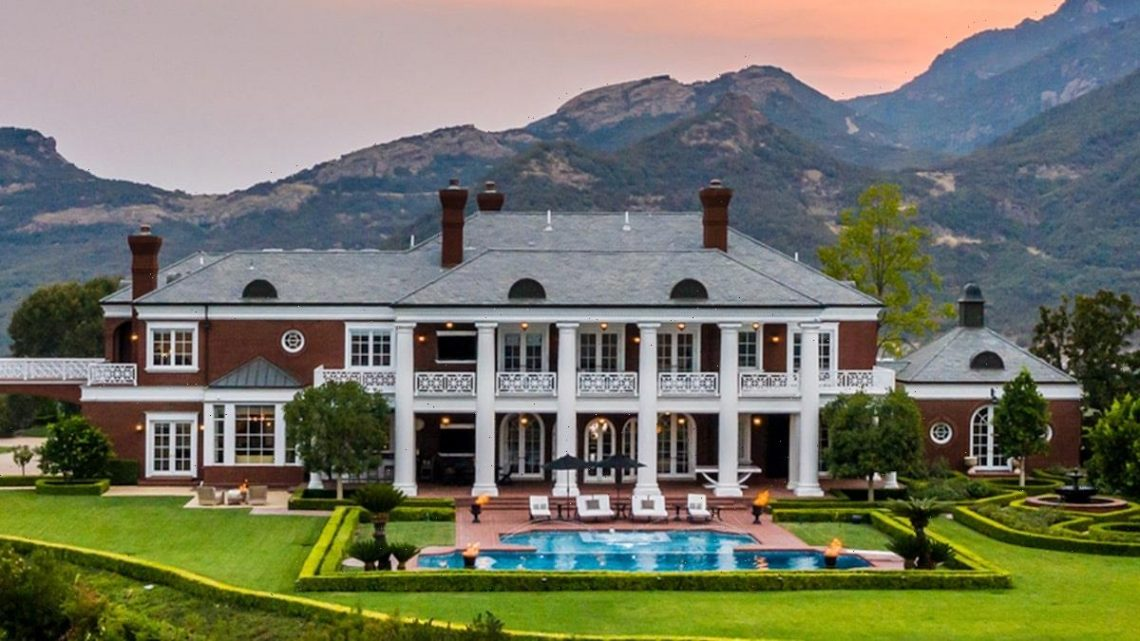 Wayne Gretzky Sells Famous Lenny Dykstra Mansion For $17.6 Million