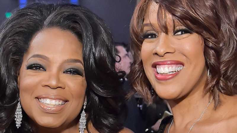 What Did Gayle King Do Before Meeting Oprah?