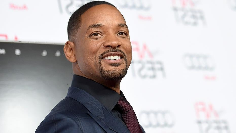 Will Smith shares shirtless photo to illustrate being in 'the worst shape of my life'
