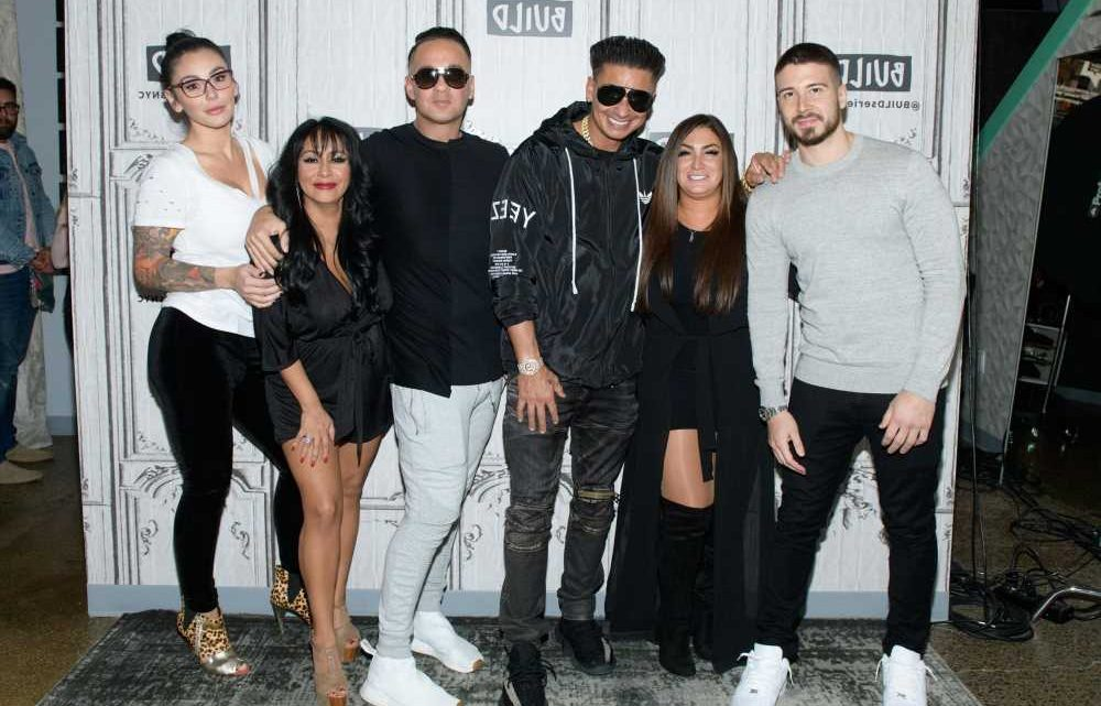 'Jersey Shore' cast excited for Snooki's return