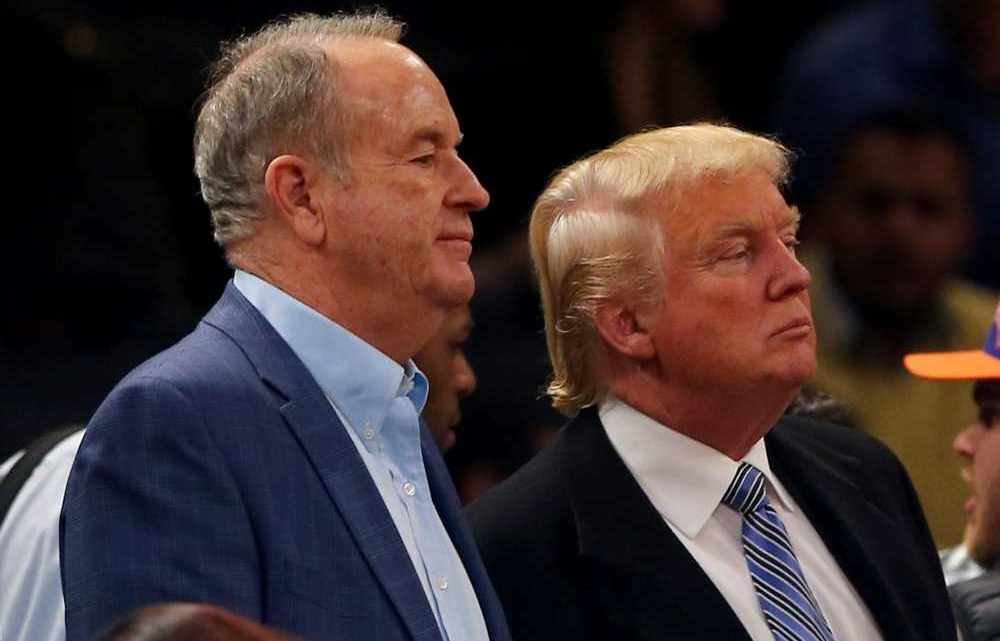 Bill O'Reilly to go on Q&A tour with Donald Trump