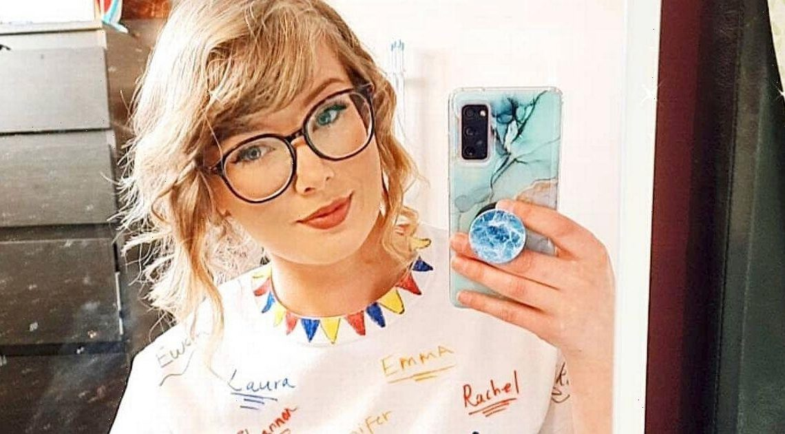 Brit branded 'spitting image' of Taylor Swift as fans can't tell them apart