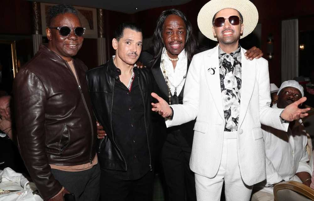 DJ Cassidy celebrates 40th birthday with starry bash after BET Awards