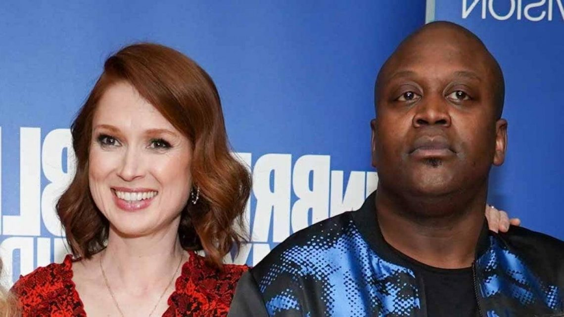 Ellie Kemper's Co-Star Titus Burgess Responds to Her Ball Apology
