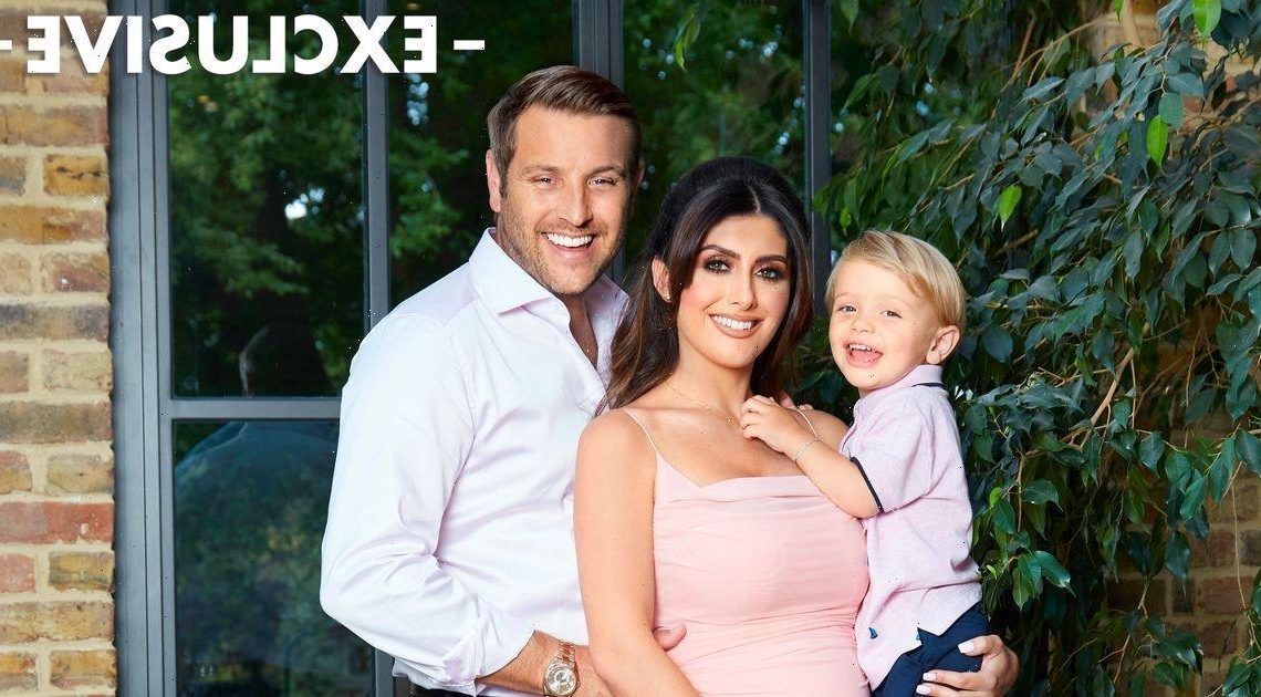 Elliott and Sadie Wright announce pregnancy after 'hardest six months' – EXCLUSIVE VIDEO