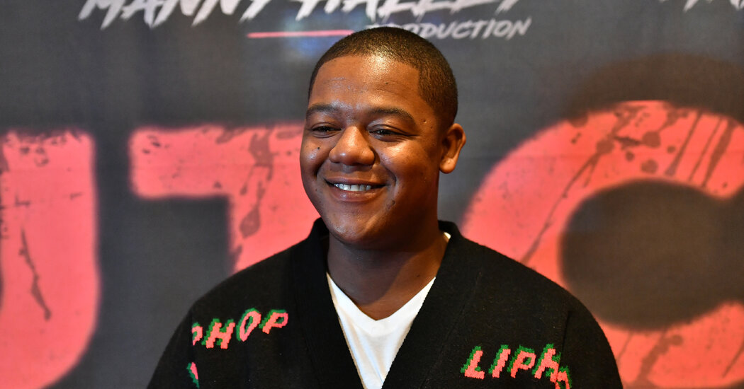 Former Disney Star Kyle Massey Charged With Sending Explicit Messages to a Minor