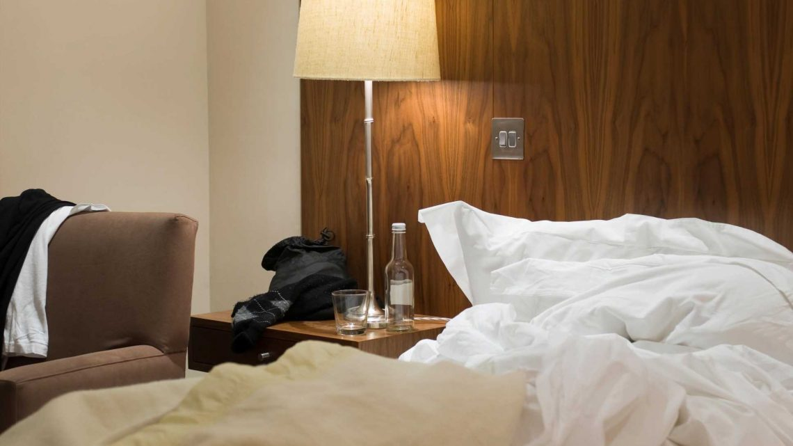 Grimy bathroom and dirty bedsheets are hotel guests' top gripes, survey reveals