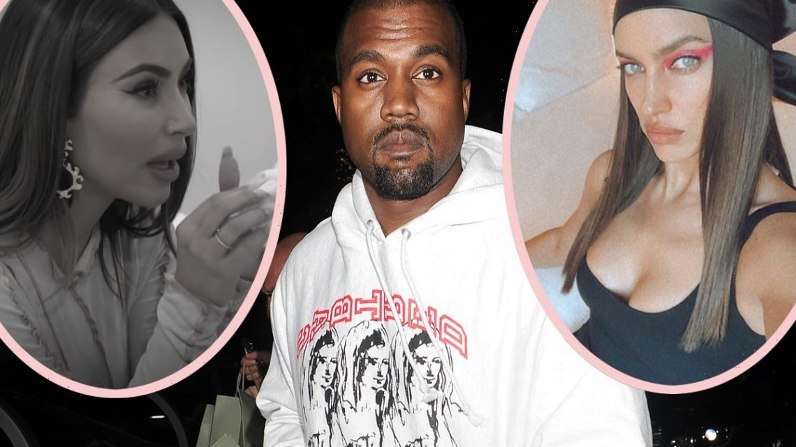 How Kim Kardashian REALLY Feels About Kanye Secretly Dating Irina Shayk For MONTHS!