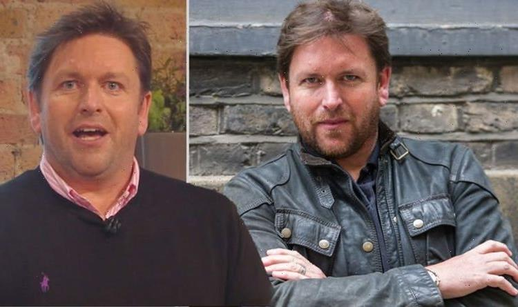 James Martin inundated with support as he announces break for Saturday Morning
