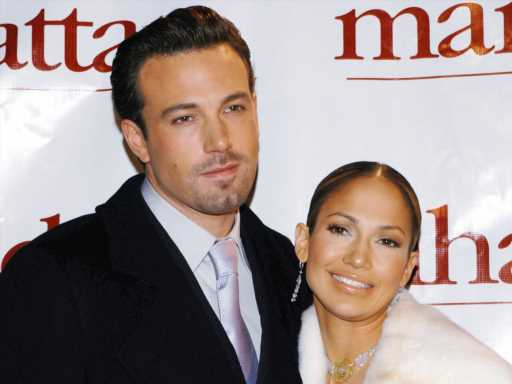 Jennifer Lopez's Romantic Video With Ben Affleck Included One Other Important Relationship Milestone